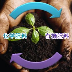 有機肥料と化学肥料の特徴