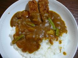 国産クラスタマメ(グァー豆)-食べ方-例6&7